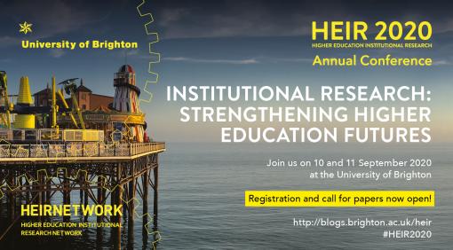 HEIR 2020 University of Brighton